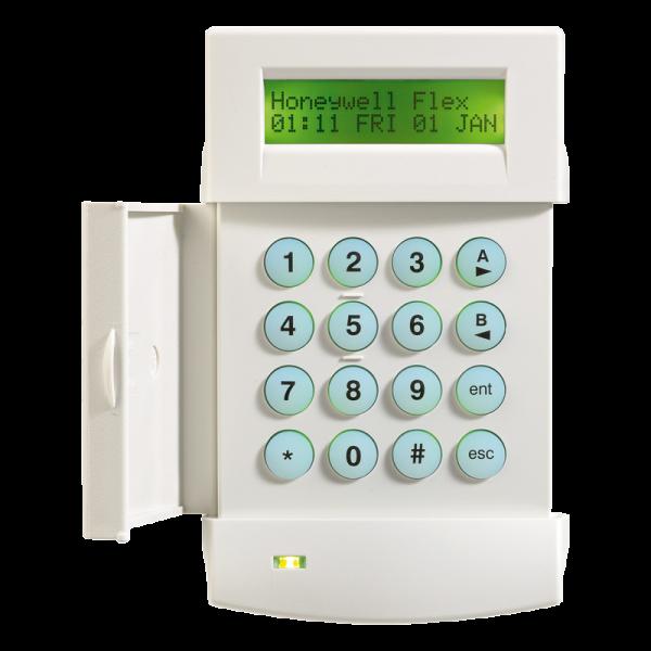 CP038-01 MK7 Keypad + Proxreader  Honeywell